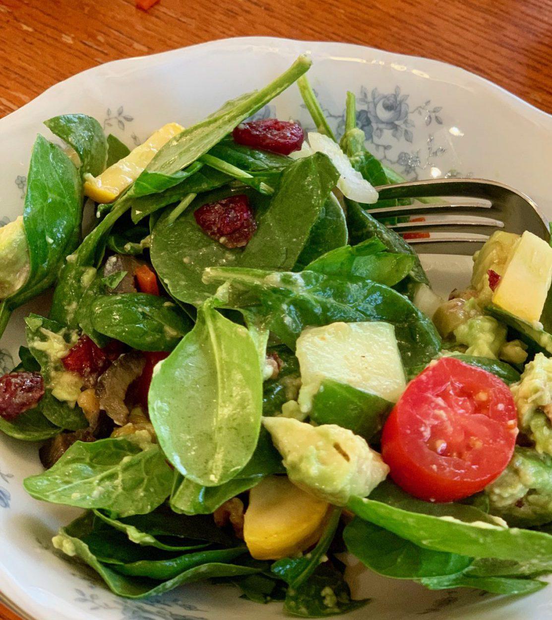 image of Mediterranean Olive Salad